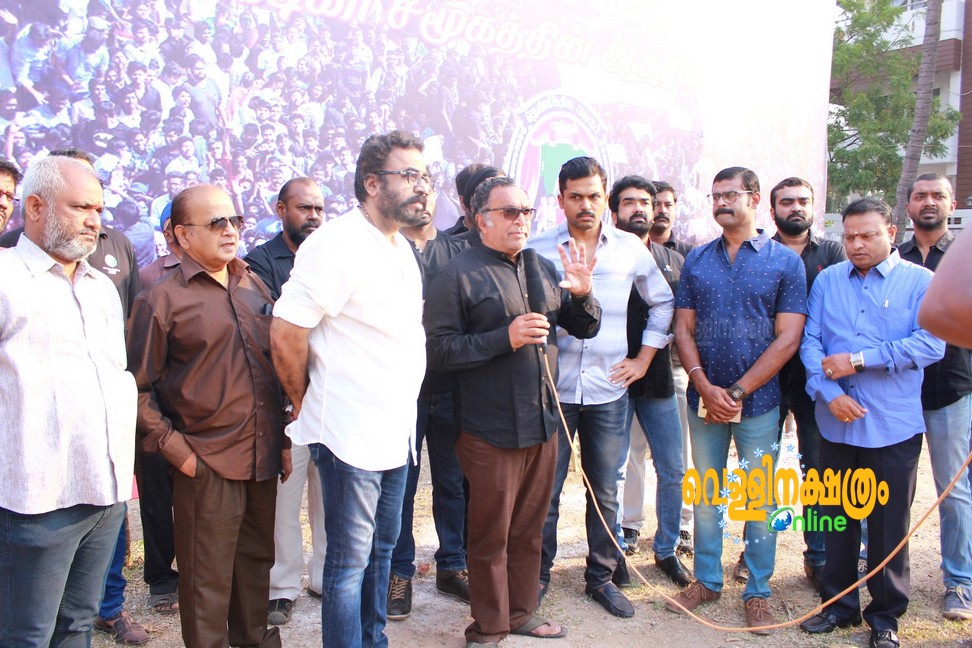 Celebrities supporting Jallikattu