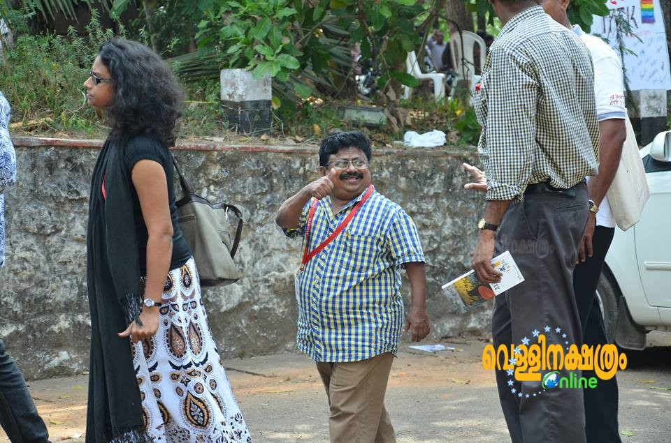 IFFK 2016 Day 5 Clicks