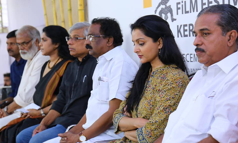 IFFK 2016 Festival Office Inauguration -Delegate Pass Distribution