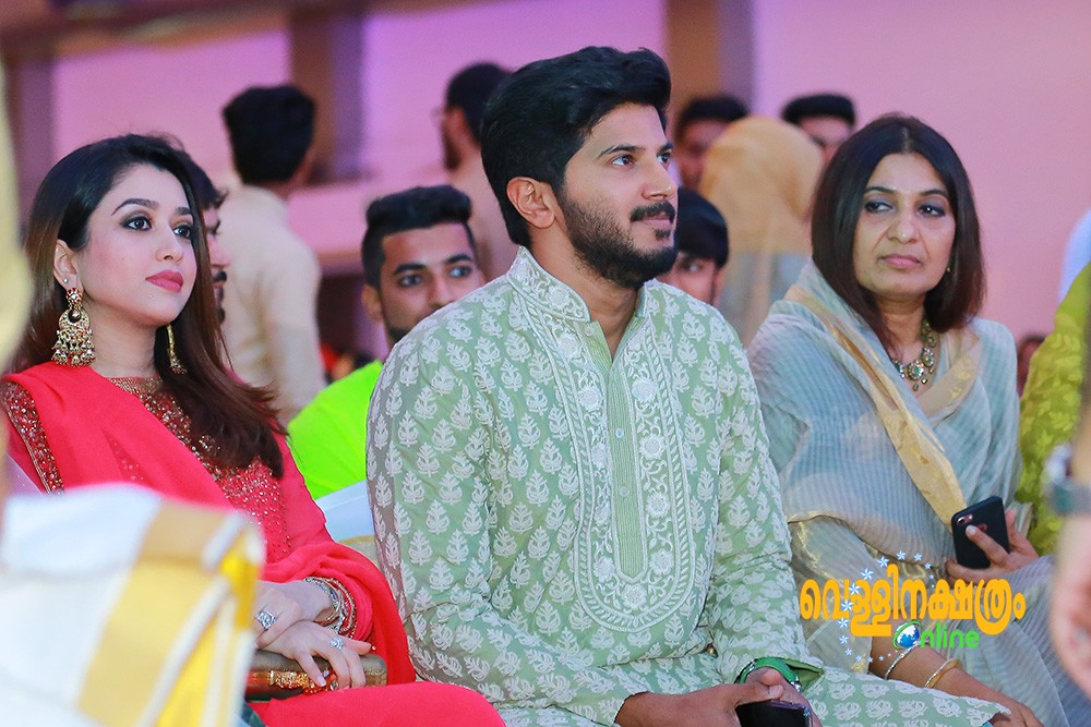 Maqbool Salmaan Marriage Photos