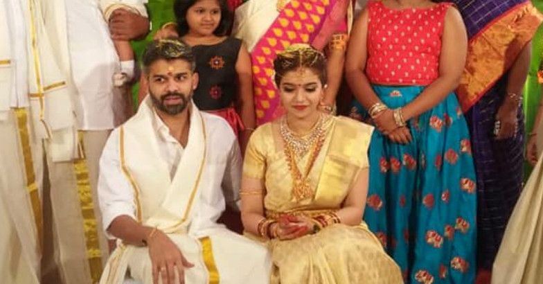SWATHY REDDY MARRIAGE STILLS